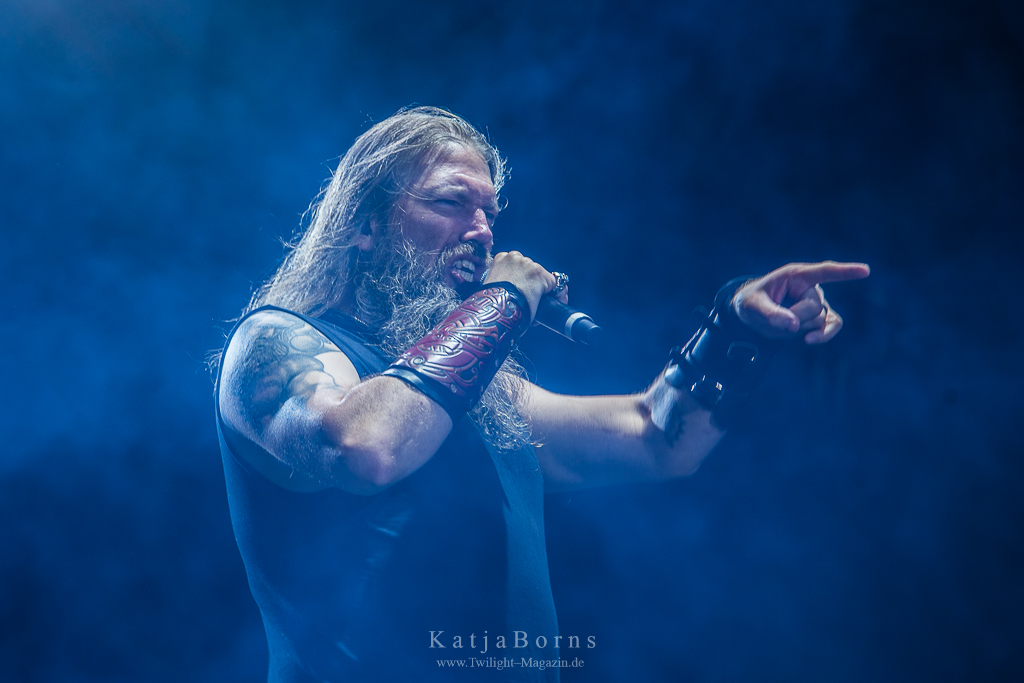 Amon Amarth With Full Force 2016
