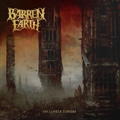 Barren earth the lonely towers 2015