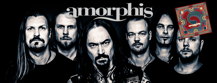 amorphis Listening session Under The Red Cloud