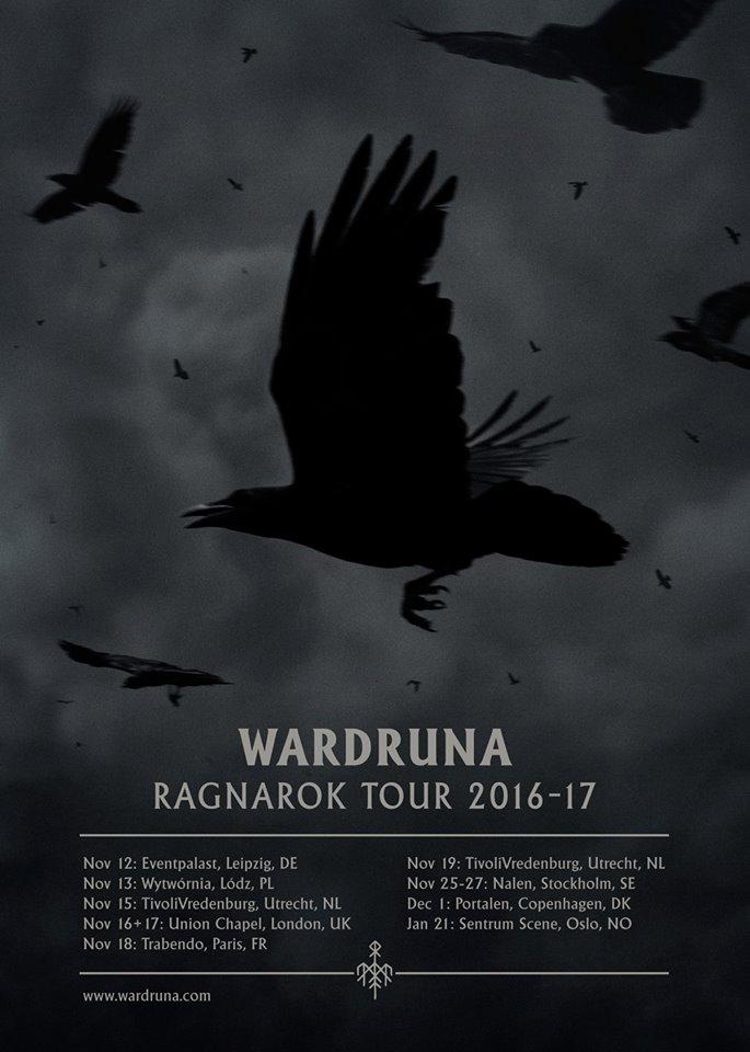 Wardruna Tour