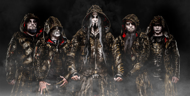 cover Dimmu Borgir Eonian 2018 band