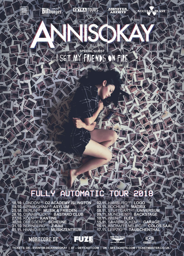 ANNISOKAY fully automatic tour