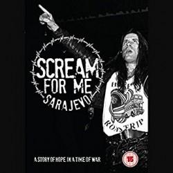 Bruce Dickinson - Scream For Me Sarajevo