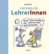 Renate Alf – Cartoons für LehrerInnen