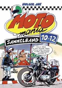 MOTOmania Sammelband 10-12