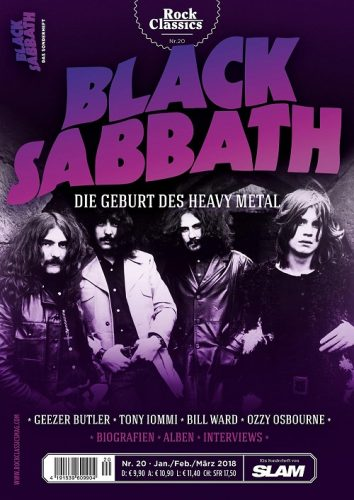 Black Sabbath - Das Sonderheft