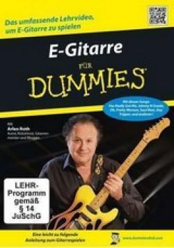 Für Dummies - E-Gitarre