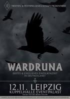 WARDRUNA - Eventpalast, Leipzig - 12.11.2016
