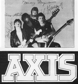 Blast from the Past - Teil 3 mit Bernhard Weiß von Axxis