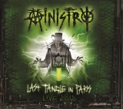 Ministry - Last Tangle In Paris – Live 2012  DeFiBriLaTour