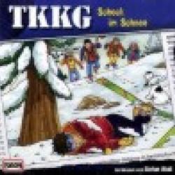 TKKG - Schock im Schnee (170)