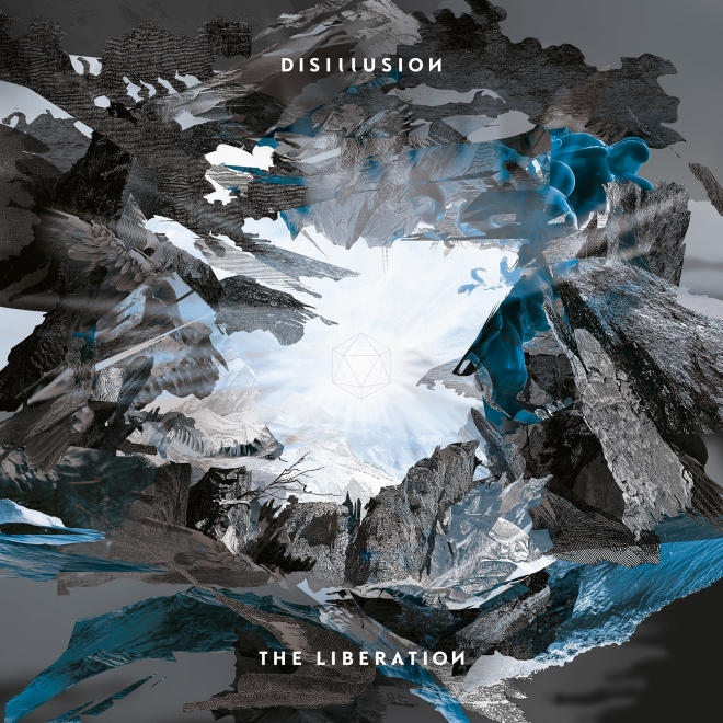 Disillusion The Liberation front cover klein