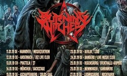 Grave Digger und Burning Witches im Musikzentrum Hannover
