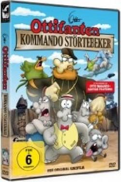 Otto's Ottifanten - Kommando Störtebeker