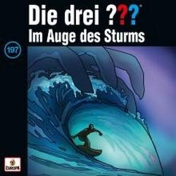 Die Drei Fragezeichen – Im Auge des Sturms (197)