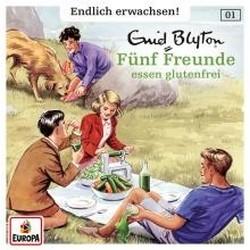 Endlich Erwachsen - Fünf Freunde essen glutenfrei (01)