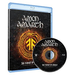Amon Amarth - The Pursuit Of Vikings - 25 Years In The Eye Of The Storm
