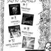 FDA Records Demo Series 1-4 PARASITARIO, VOMIT SPELL, FEACES CHRIST, MORTAL INCARNATION
