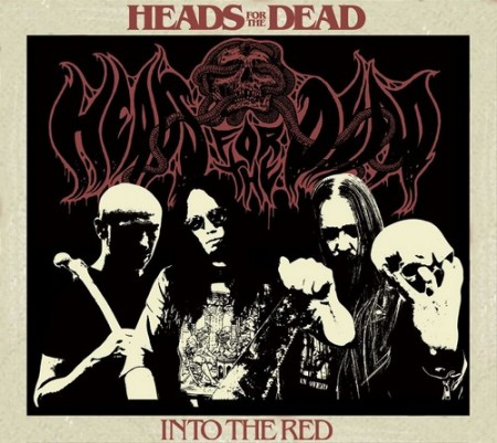 Ein Trio mit Hingabe und Herzblut - HEADS FOR THE DEAD im Interview