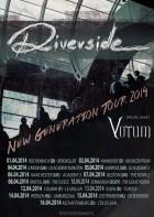 RIVERSIDE & VOTUM - Hannover - Musikzentrum - 02.04.2014