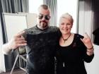 SABATON - Interview in Hamburg (MAI 2019)