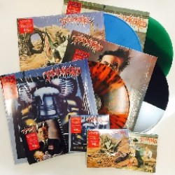 Tankard - Meaning Of Life / Stone Cold Sober / Two Faced / The Tankard Re-Releases