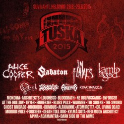 Tuska Open Air 2015