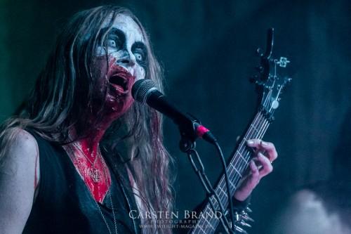 Darkened Nocturn Slaughtercult und Humanitas Error Est im From Hell