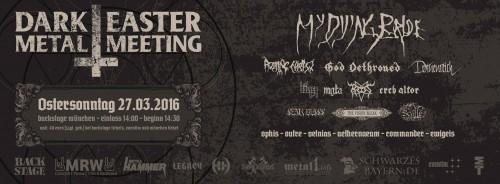 DARK EASTER METAL MEETING 2016
