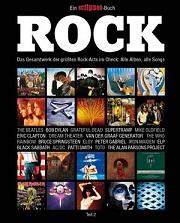 eclipsed Buch ROCK - Das Gesamtwerk der größten Rock-Acts im Check: Alle Alben, alle Songs - Teil 2