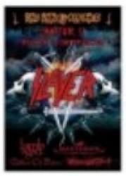 Slayer - The Unholy Alliance - Chapter II - DVD