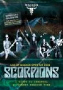 Scorpions - Live At Wacken Open Air 2006 - DVD